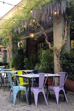 Milano, la top ten dei ristoranti all'aperto perfetti per brunch, pranzi e cene
