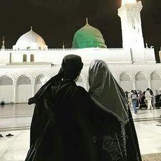 Cute Muslim Couples, Muslim Girls, Cute Couples Goals, Muslim Women, Mecca Islam, Mecca Kaaba, Halal Love, Islamic Posters, Islamic Quotes