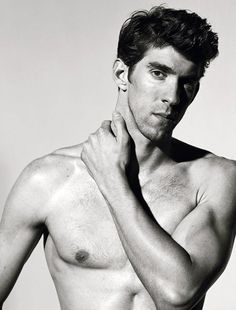 Michael Phelps One very nice picture of Michael Phelps.