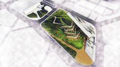 Gorgeous green-roofed Ostim Eco Park is an incubator for clean tech in Turkey