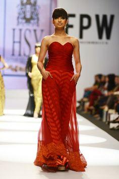 HSY Fashion Pakistan Week 2014
