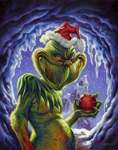The Grinch Who Stole Christmas by *jasonedmiston