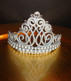 Fondant Crown Template Images - Template Design Ideas