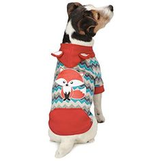 Zack and Zoey Chevron Fox Hoodie, XX-Small, Orange * Click on the image for additional details. (This is an Amazon affiliate link)