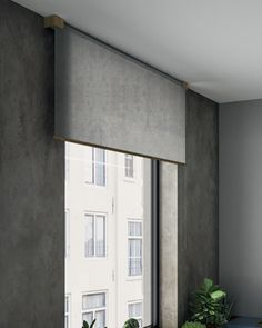 Designer roller blinds: elegant, contemporary, luxury roller blinds for home Modern Roller Blinds, Modern Blinds, Living Room Roller Blinds, Luxury Home Decor, Luxury Homes, Blinds For Large Windows, Bedroom Blinds, Windows, Yurts