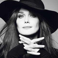 flawless #portrait {Carla Bruni Vogue Paris December 2012}