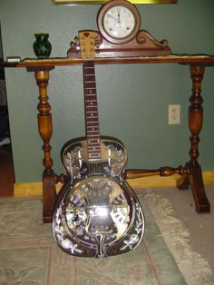 Gibson Dobro Resonator GuitarSteel