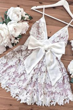 Outlet Cute V-Neck Homecoming Dress V-neck Spaghetti Straps Short Lilac Lace Homecoming Dresses,Short Prom Dresses Sweet 16 Dresses, Simple Dresses, Sexy Dresses, Short Dresses, Prom Dresses, Dress Prom, Dress Wedding, Elegant Dresses, Summer Dresses