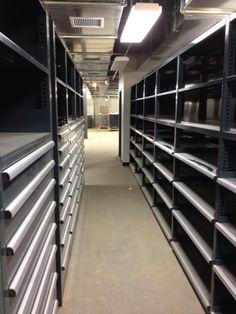 Lista's Storage Wall® Systems