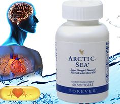 What makes Forever Arctic-Sea Superior to Ordinary Brands Forever Aloe, Forever Living Aloe Vera, Forever Living Business, Aloe Vera Skin Care, Forever Living Products, Health Challenge, Fish Oil, Vitamin E, Arctic