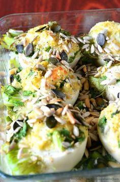 Gefüllte Mairübchen aus dem Ofen
