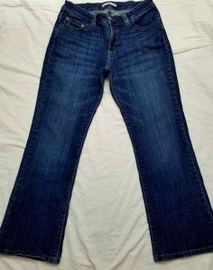 a36f227a5a5ba Ladies Bootcut Jeans Size 12P PETITE SLENDER SECRETS 27 insm  161   eBay