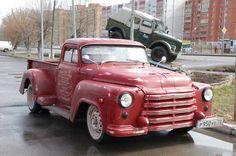ГАЗ-53 Rat Truck Redneck