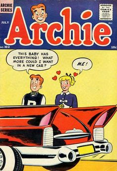 Cover for Archie Comics (1942 series) #102
