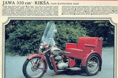 350 rikša Jawa 350, Photo Galleries, Motorcycles, Gallery, Classic, Derby, Roof Rack, Classic Books, Motorbikes