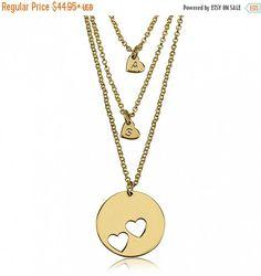 Summer Sale  10 % Rabatt auf Mutter Tochter Halskette von Onecklace