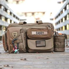 68387bf7ad1 14 Best Tactical Diaper bag backpack for Dad images in 2019