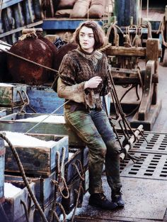 Arya Stark from Game of Thrones