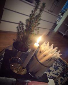 #adventsljus #adventljusstake #ljus #inredning #december #jul #christmas