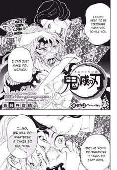 Demon Slayer: Kimetsu no Yaiba Chapter 197 Manga Online Read, Demon Slayer, Staying Alive, Death, Make It Yourself, Memes, Anime, Wall, Journal