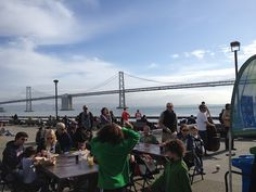 Bay Bridge view