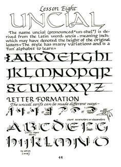 Image result for artificial uncial