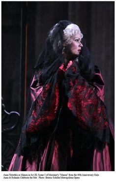 Anna Netrebko as Manon