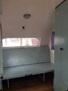 Vintage Caravan Interiors, Vintage Caravans, Make Happy, Storage, Furniture, Home Decor, Homemade Home Decor, Larger, Home Furnishings