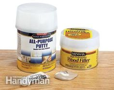 Good for repairing larger holes outside - Handy Home Products for Quick-Fix Repairs  - Get the #GiftGuide: http://www.familyhandyman.com/smart-homeowner/diy-home-improvement/handy-home-products-for-quick-fix-repairs/view-all #DIY #products