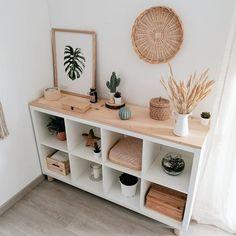 Room Ideas Bedroom, Diy Bedroom Decor, Diy Home Decor, Decor Crafts, Home Room Design, Home Interior Design, Ikea Interior, Interior Plants, Apartment Interior