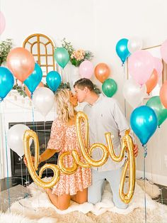 We are pregnant! I'm so excited to share the story of how Chuck and I found out I was pregnant back in December + we are also sharing Baby C's due date! #pregnancy #pregnancyannouncement #newmom #momtobe