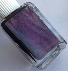 Name: SBP (small batch prototype) Jeju Volcanic Island  Description: Plum with intense violet shimmer, dries to a semi matte finish