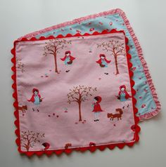 kid's cloth napkins