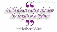 Child abuse, neglect, rejection, verbal abuse,