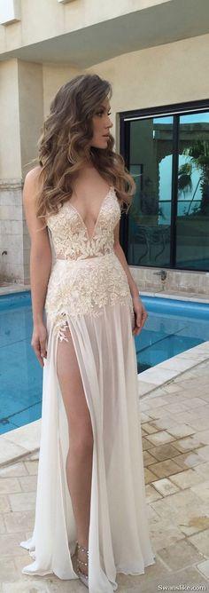 Long Prom Dress, Lace Prom Dress, Sexy Prom Dress, Straps Prom Dress, Custom prom dress,Backless Prom Dress (22)