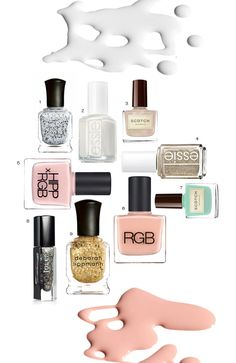 must haves for nail art