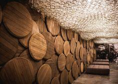 Shustov Brandy Bar by Denis Belenko Design Band