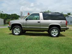 Chevrolet Tahoe 2 Door
