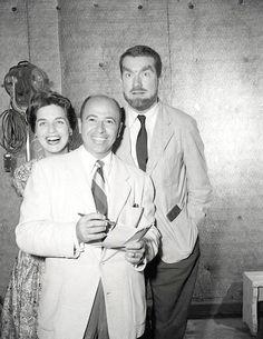 Madelyn Pugh, Jess Openheimer & Bob Carroll, Jr. - the genius writing team behind I Love Lucy.