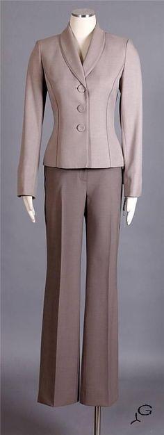 New Mismatched Le Suit Anne Klein Women's Pant Suit Sz 4 $200   eBay
