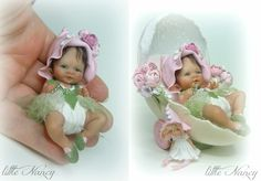 *SORRY, no information as to product used ~ enaidsworld: fairy babies