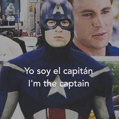 Yo soy el capitán...