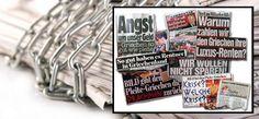 Eine aktuelle Medienanalyse zeigt: Die Printmedien in Deutschland berichteten unsachlich und unausgewogen über die Griechenland-Krise. Die Journalisten inszenierten eine persönliche Auseinandersetz…