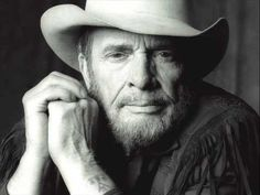 """Truly the """"poet of the common man"""", Merle Haggard. There has never been, or will ever be, another one like Merle. What a voice.Rest in peace, Merle. Old Country Music, Outlaw Country, Country Music Artists, Country Music Stars, Country Songs, Country Videos, American Country, Country Playlist, Country Hits"""