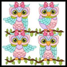 Owls for Janelle