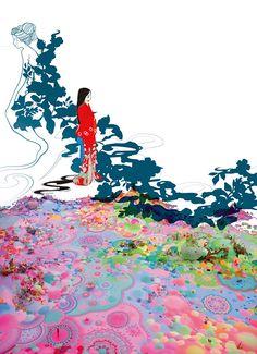 「後朝」2002 ©ai yamaguchi・ninyu works / Bing Bong Big Bang (2011) Kunstverein Ludwigsburg ©PIP