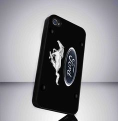 Ford Mustang Logo iphone 5 case