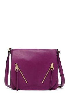 The 'ish, pretty purple | Joelle Hawkens O'Hare Crossbody Bag