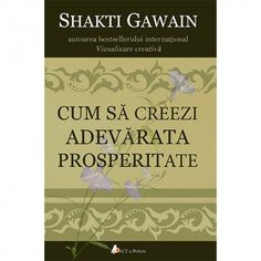 Cum sa creezi adevarata prosperitate (ed. Bibliophile, Metabolism, Brain, Universe, Audio, Cover, Books, Medicine, Literatura