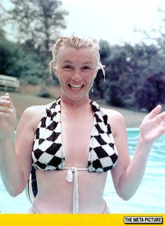 Marilyn Monroe Without Any Makeup
